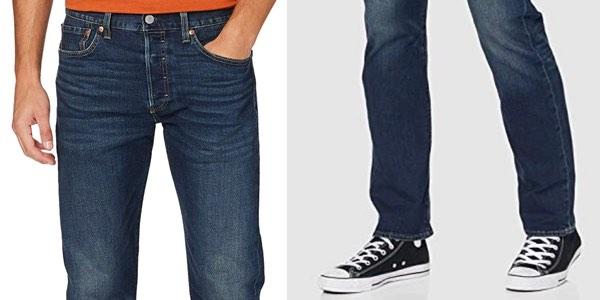 Pantalones Levi's 501 Original Fit baratos