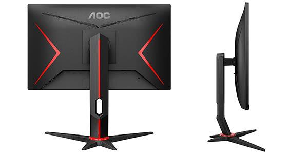 """Monitor gaming AOC 24G2U5/BK Full HD de 24"""" barato"""