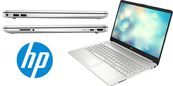 "Ordenador portátil HP 15s-eq1072ns Full HD de 15.6"" [8GB RAM + 512GB SSD] barato"