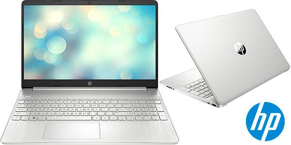"""Ordenador portátil HP 15s-eq1072ns Full HD de 15.6"""" [8GB RAM + 512GB SSD] en oferta"""