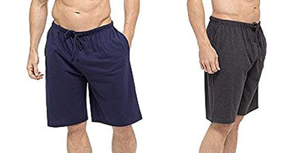 Pantalones cortos CityComfort Relax para hombre en oferta