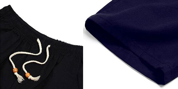 Pantalones cortos Leezepro hombre en oferta