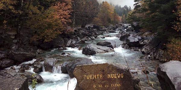 Pinarillos Hostal Sarvisé Huesca escapada Monte Perdido