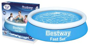 Piscina infantil Bestway Fast Set Pool barata en Amazon