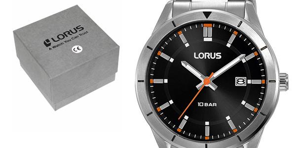Reloj analógico Lorus RH997LX9 para hombre barato en Amazon