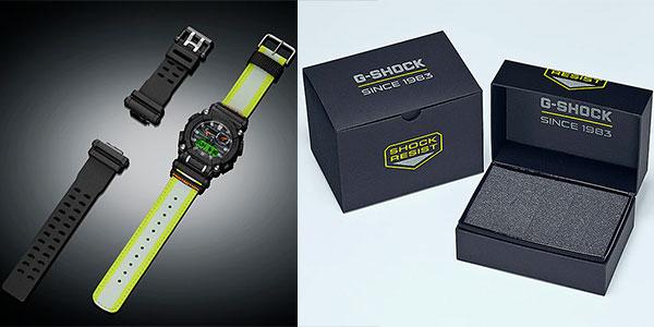 Reloj Casio G-Shock GA-900E-1A3 barato