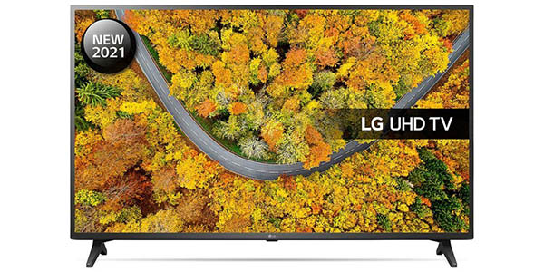 """Smart TV LG 75UP7500 UHD 4K HDR de 75"""""""