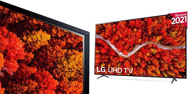 Smart TV LG UP8000-ALEXA 2021 UHD 4K HDR IA con descuento