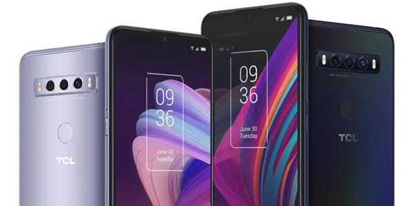 Smartphone TCL 10 SE rebajado