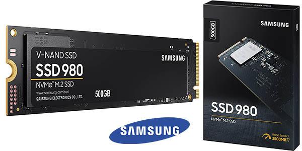 Tarjeta Samsung 980 M.2 500 GB PCI Express 3.0 V-NAND NVMe