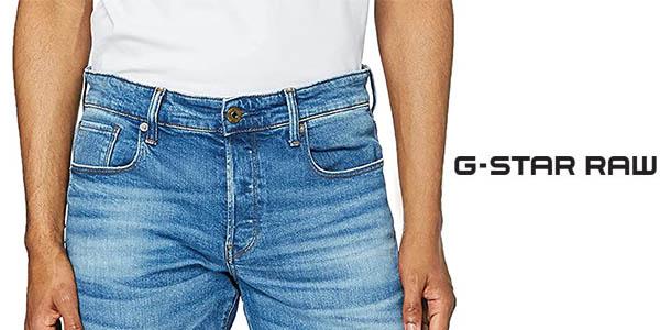 Vaqueros G-STAR RAW 3301 para hombre