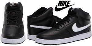 Chollo Zapatillas Nike Court Vision Mid para hombre