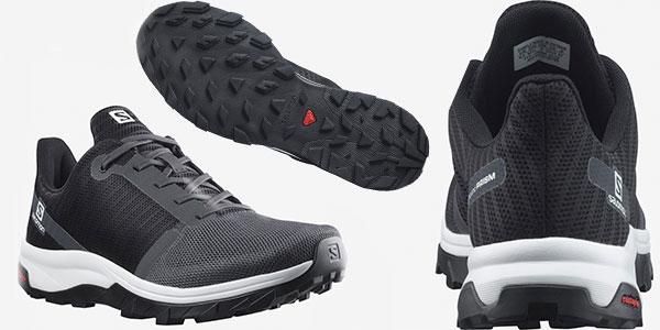 Zapatillas de senderismo Salomon Outbound Prism para hombre baratas