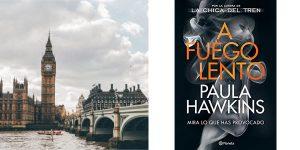 A fuego lento versión Kindle de Paula Hawkins barata en Amazon