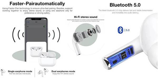Air Pro 3 auriculares inalámbricos oferta