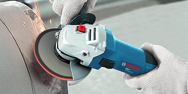 Amoladora angular Bosch Professional GWS 7-115 barata