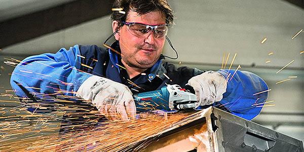 Amoladora angular Bosch Professional GWS 7-115 en Amazon