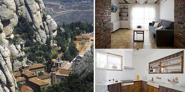 apartamentos Mo Monistrol Montserrat escapada barata