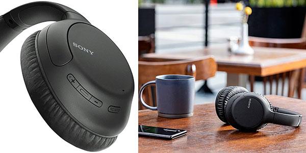 Auriculares inalámbricos Sony WHCH710N con reducción de ruido baratos