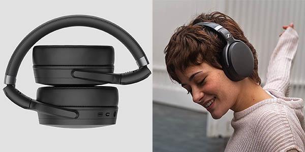 Auriculares inalámbricos Sennheiser HD 450SE con Alexa barato