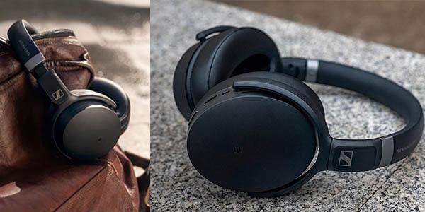Auriculares inalámbricos Sennheiser HD 450SE con descuento