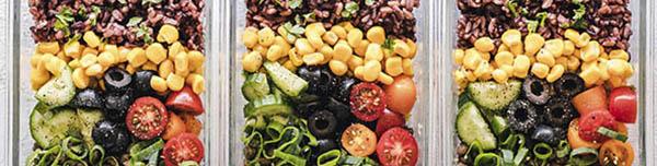 batch cooking raciones equilibradas saludables