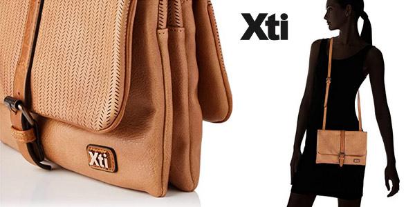 Bolso bandolera Xti Camel 86456 para mujer chollo en Amazon