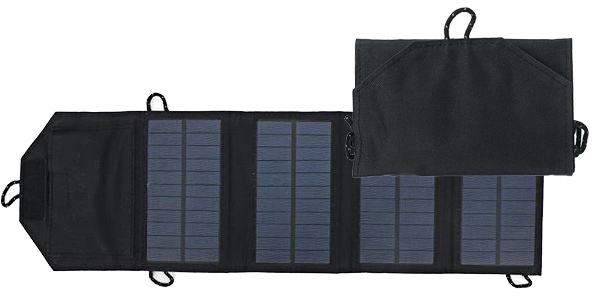 Cargador solar IPRee con 4 paneles chollo en BangGood