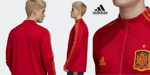 Chaqueta de chándal Adidas Performance Selección Española para hombre barata en About You