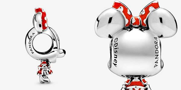 Abalorio Disney Minnie Mouse para pulseras Pandora rebajado