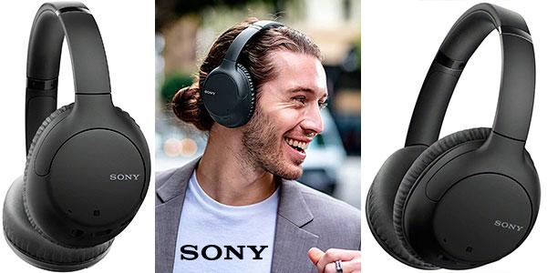 Auriculares inalámbricos Sony WHCH710N con reducción de ruido en oferta