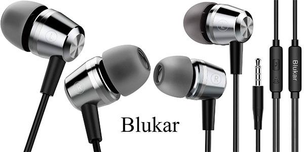 Chollo Auriculares TWS in-ear Blukar con cable y micro