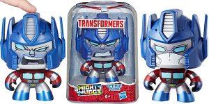 Chollo Figura Optimus Prime Mighty Muggs