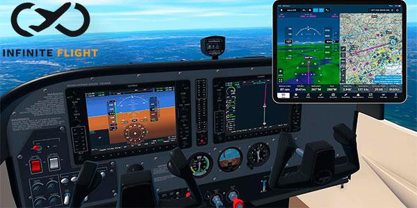 Chollo Infinite Flight Simulator gratis para iPhone y iPad