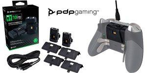 Chollo Kit carga y juega PDP para mandos de Xbox Series X y S