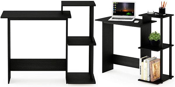 Chollo Mesa de escritorio Furinno Efficient de 100 x 85 cm