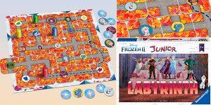 Chollo Juego de mesa Labyrinth Junior de Frozen 2