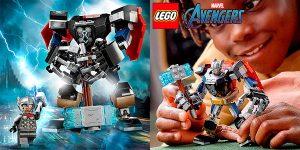 Set Armadura Robótica de Thor de LEGO Marvel en oferta