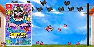 Chollo Wario Ware: Get it together para Switch