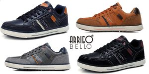 Chollo Zapatillas casuales Arrigo Bello casual wear para hombre