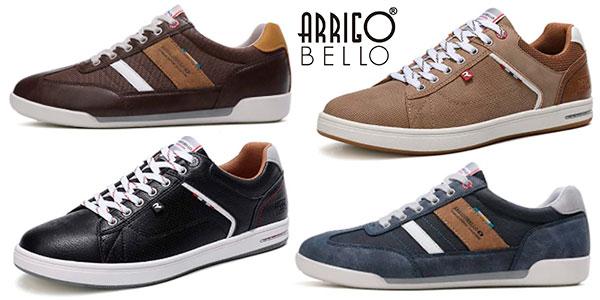 Chollo Zapatillas casuales Arrigo Bello para hombre en varios modelos