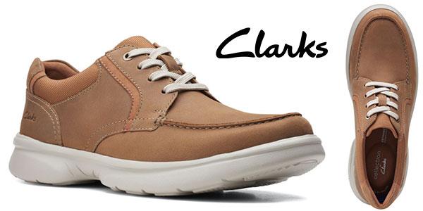 Chollo Zapatos Clarks Bradley Vibe para hombre