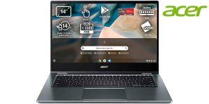 "Acer Chromebook Spin 514 táctil de 14"" Full HD"