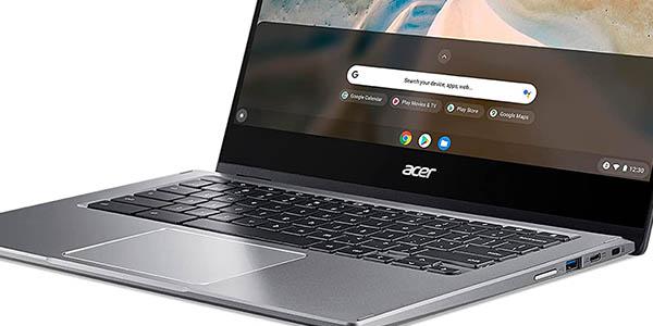 """Acer Chromebook Spin 514 táctil de 14"""" Full HD con descuento"""