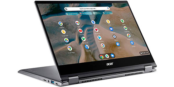 "Acer Chromebook Spin 514 táctil de 14"" Full HD barato"