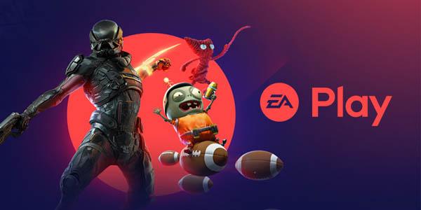 Servicio EA Play para consolas