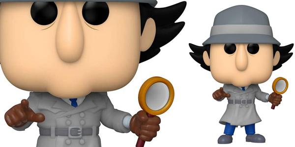 Figura coleccionable Funko Pop Inspector Gadget chollo en Amazon