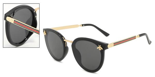 Gafas de sol Hooban Luxury Cat Eyes para mujer chollo en AliExpress