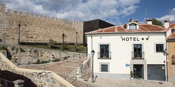 Hotel Puerta Santa Ávila chollo
