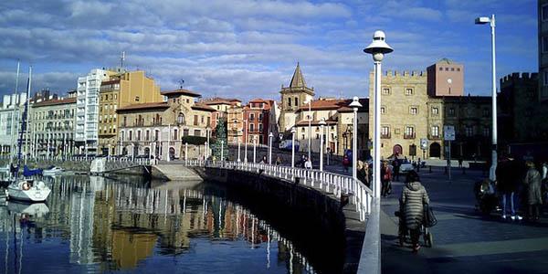 Hotel San Miguel céntrico Gijón barato